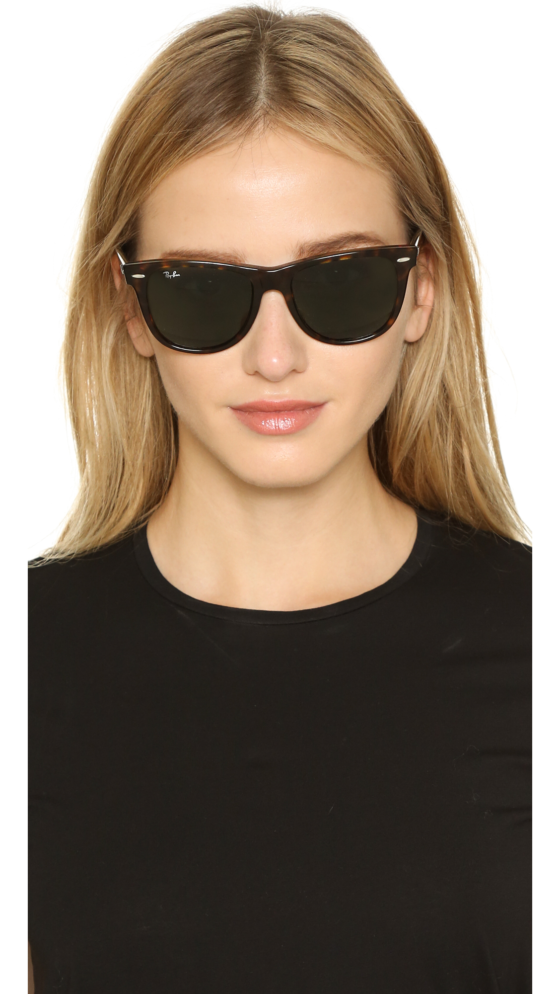 Ray-Ban Outsiders Oversized Wayfarer Sunglasses | SHOPBOP SAVE UP TO 30%  Use Code: MORE17