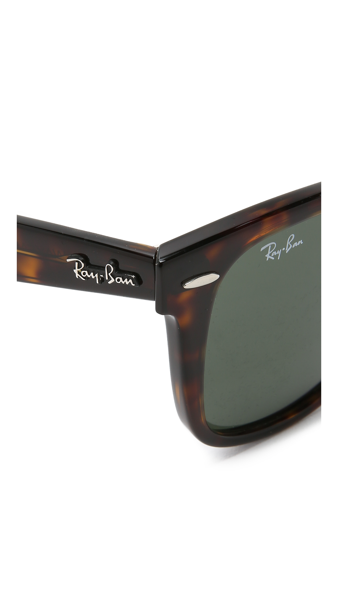 ray ban wayfarer oversized  Ray-Ban Outsiders Oversized Wayfarer Sunglasses