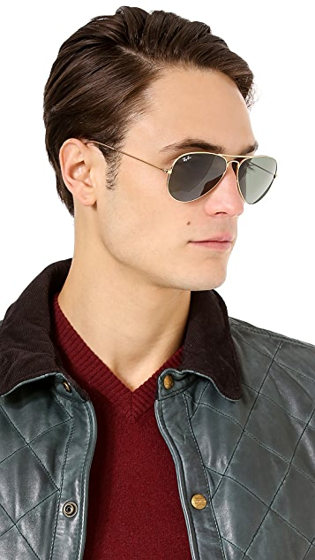 Ray-Ban Original Aviator Sunglasses