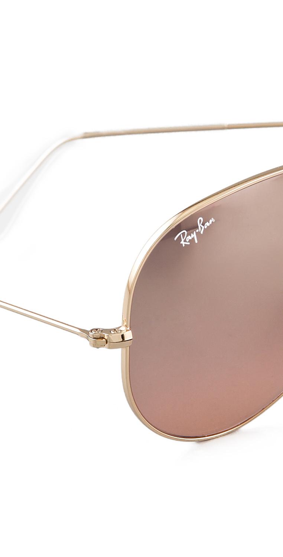 Ray-Ban Oversized Original Aviator Sunglasses