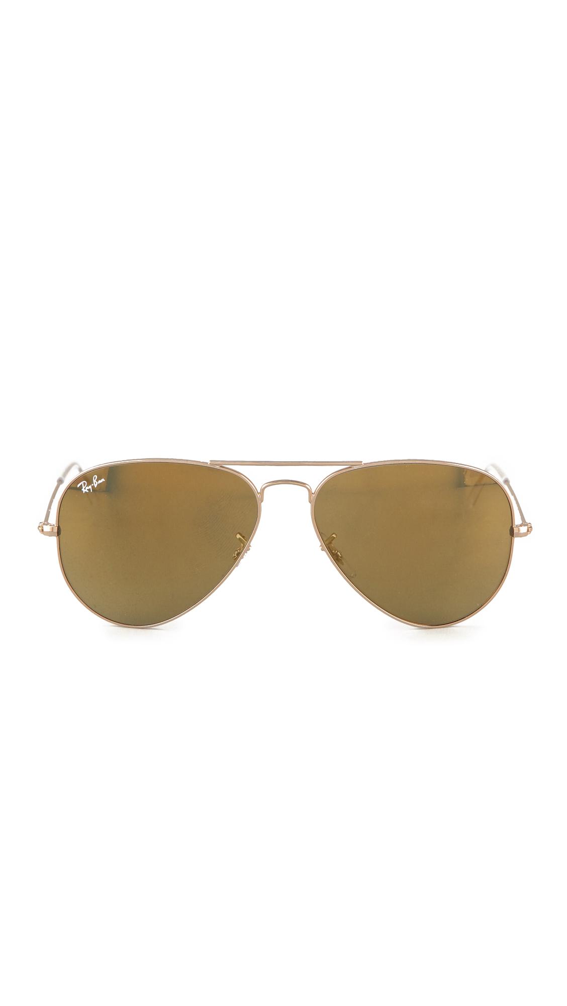 Mirrored Original Aviator Sunglasses a8fdcd0bd8be