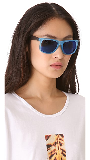 Ray-Ban Square Boyfriend Sunglasses