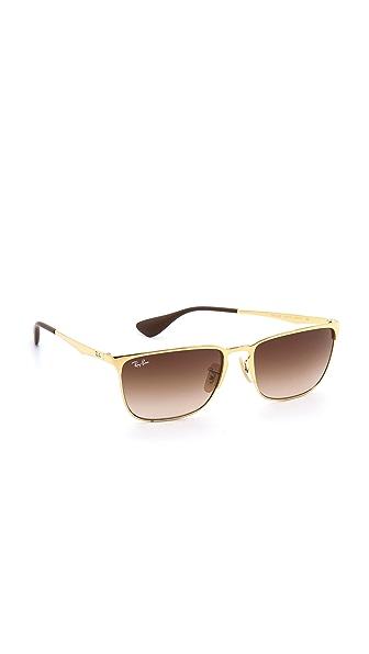 Ray-Ban Highstreet Square Sunglasses