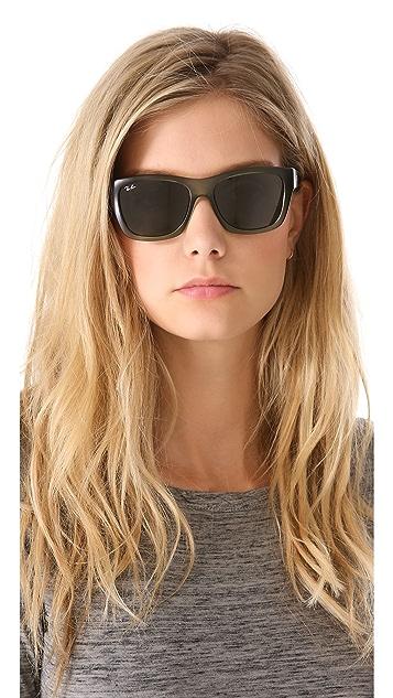 Ray-Ban Highstreet Matte Sunglasses