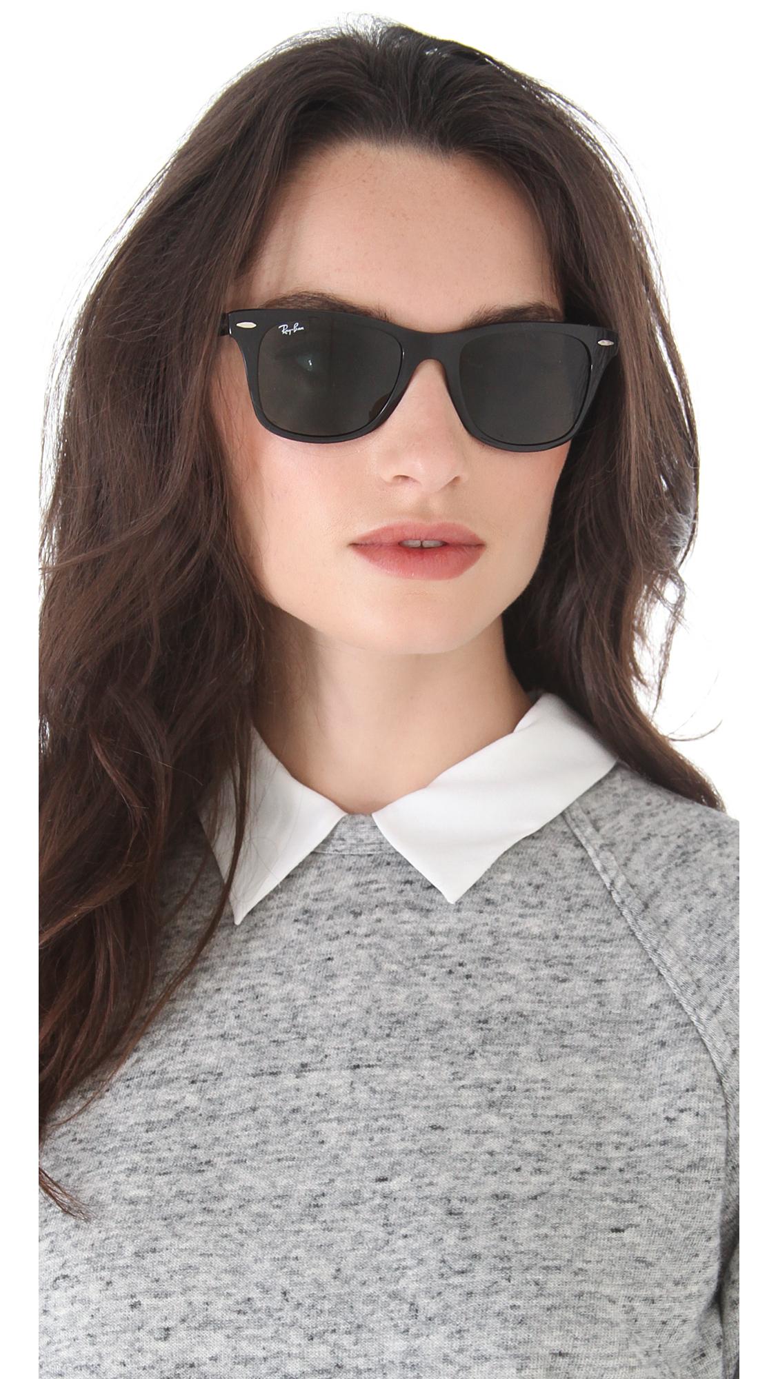 ray ban wayfarer sunglasses review