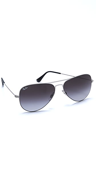Ray-Ban Thin Aviator Sunglasses