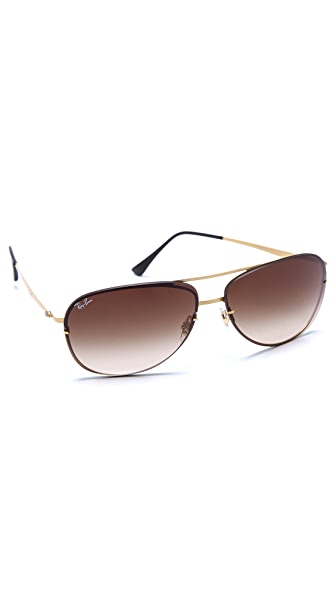 Ray-Ban Lightweight Aviator Sunglasses