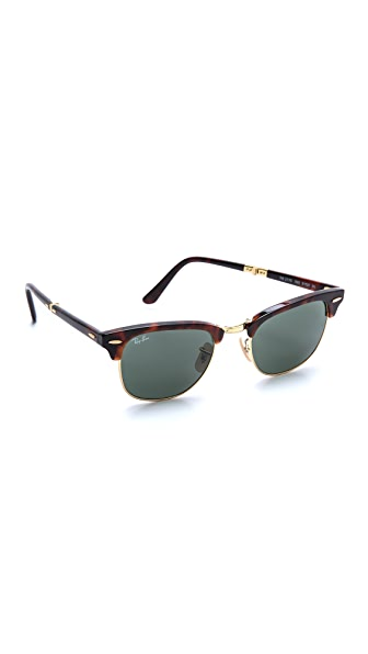 Ray-Ban Foldable Clubmaster Sunglasses