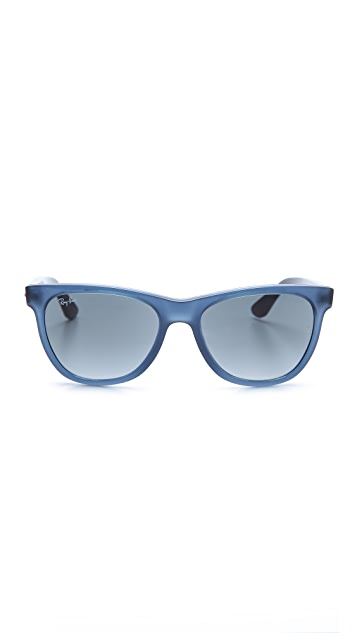 Ray-Ban Highstreet Two Tone Sunglasses