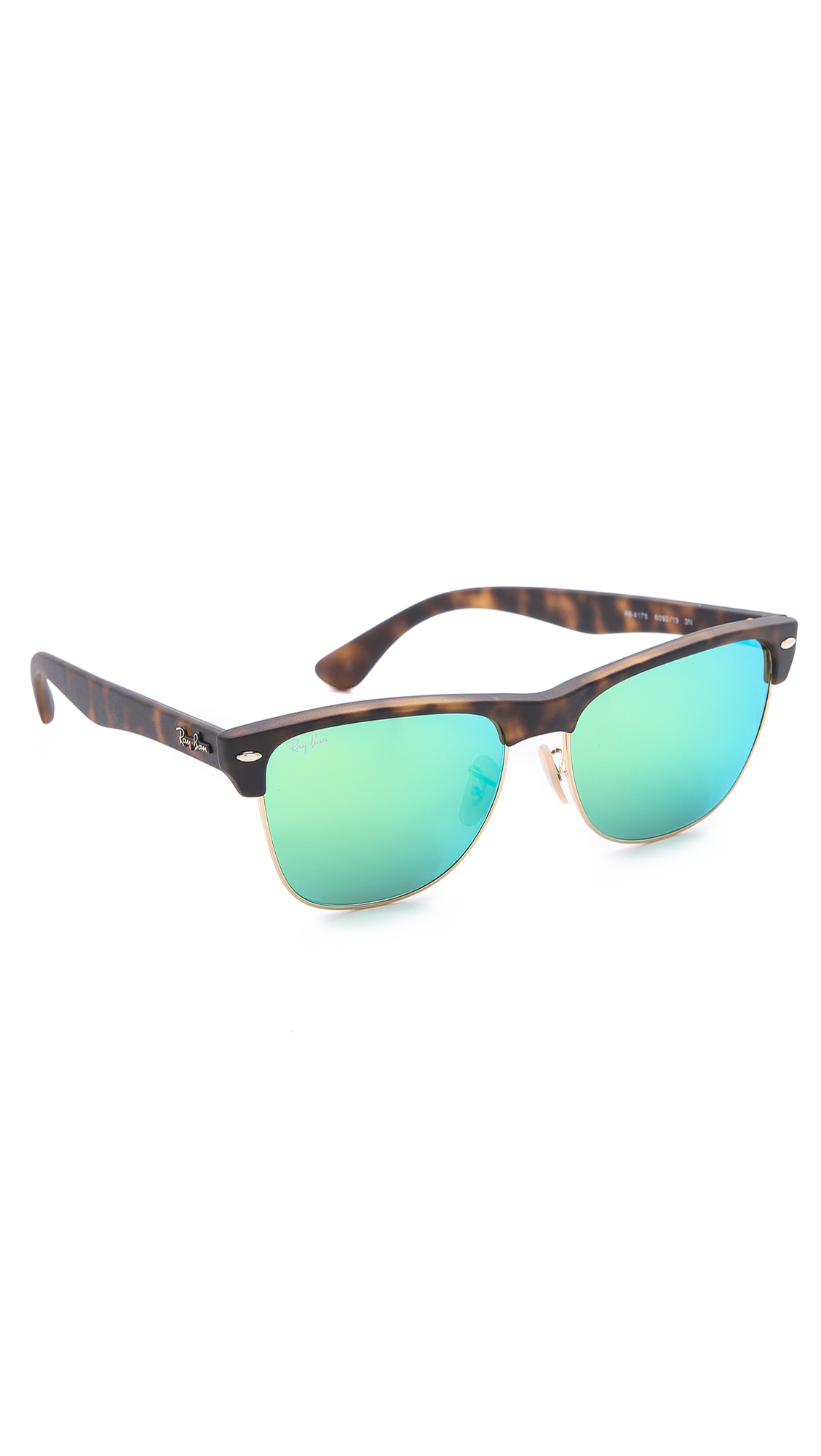 307d65c639417 Purple And White Clubmaster Ray Bans « One More Soul