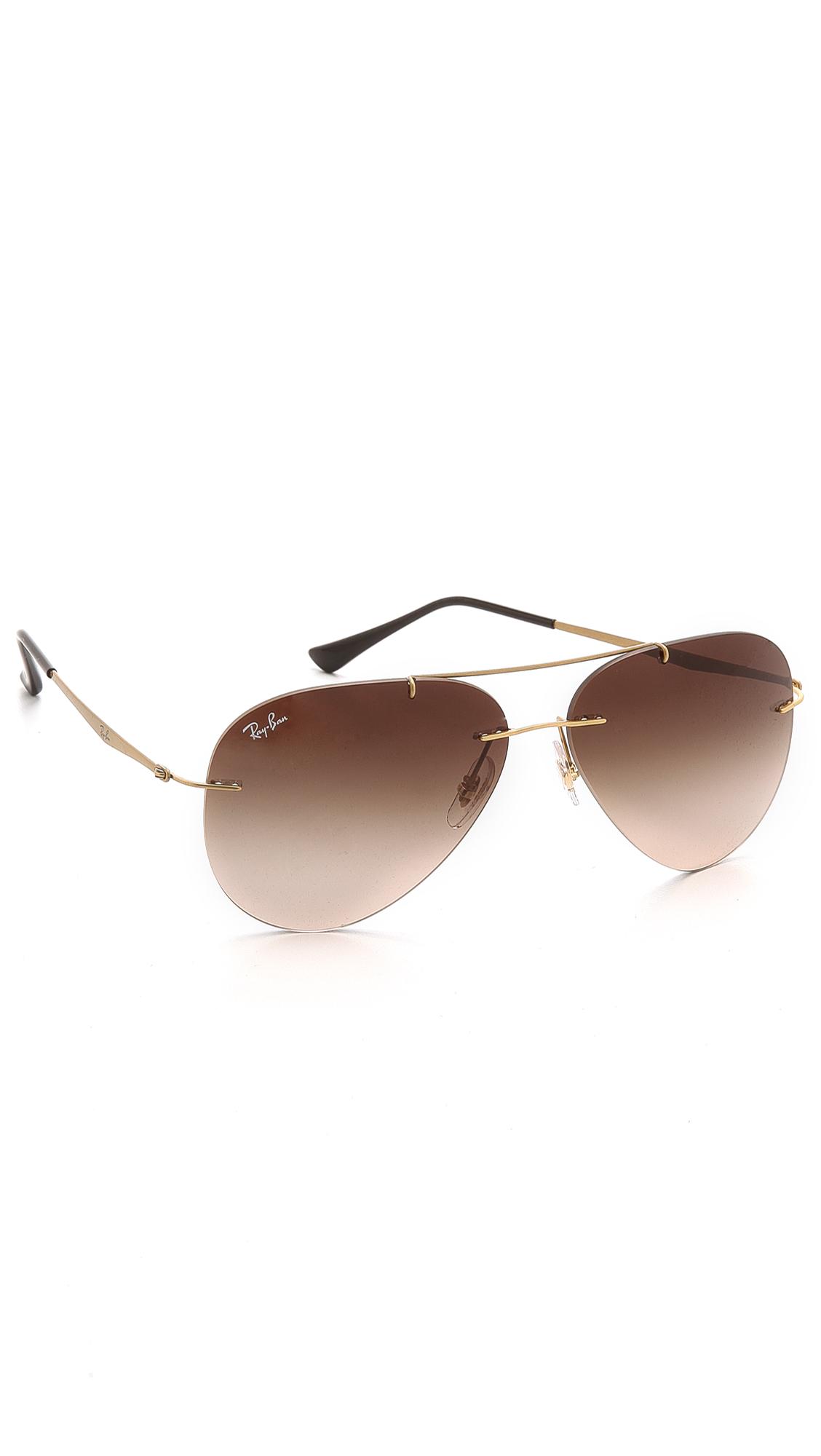 2ba0221932d ... netherlands ray ban. light tech aviator sunglasses 4b5b3 5c18d