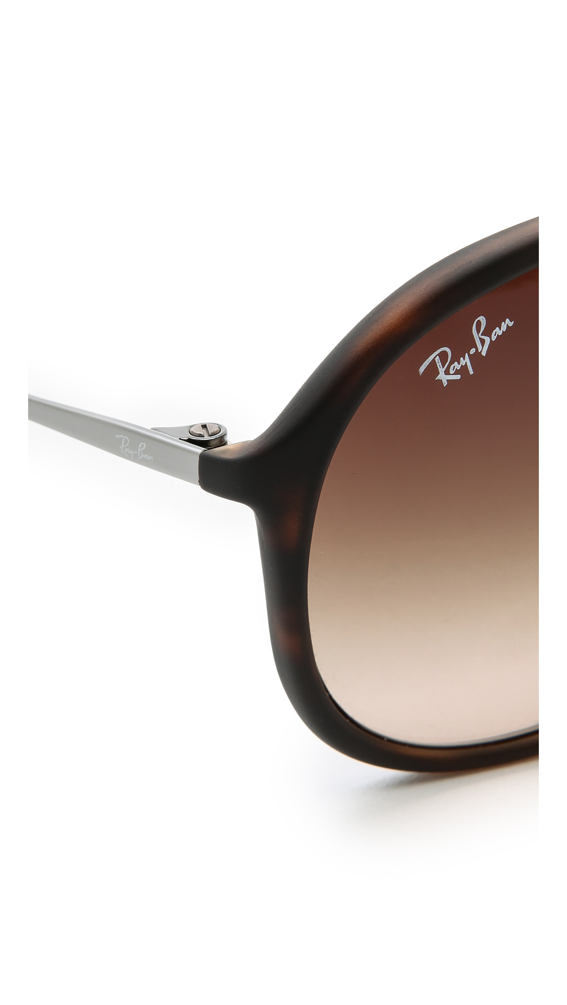 ray ban youngster rubber aviator