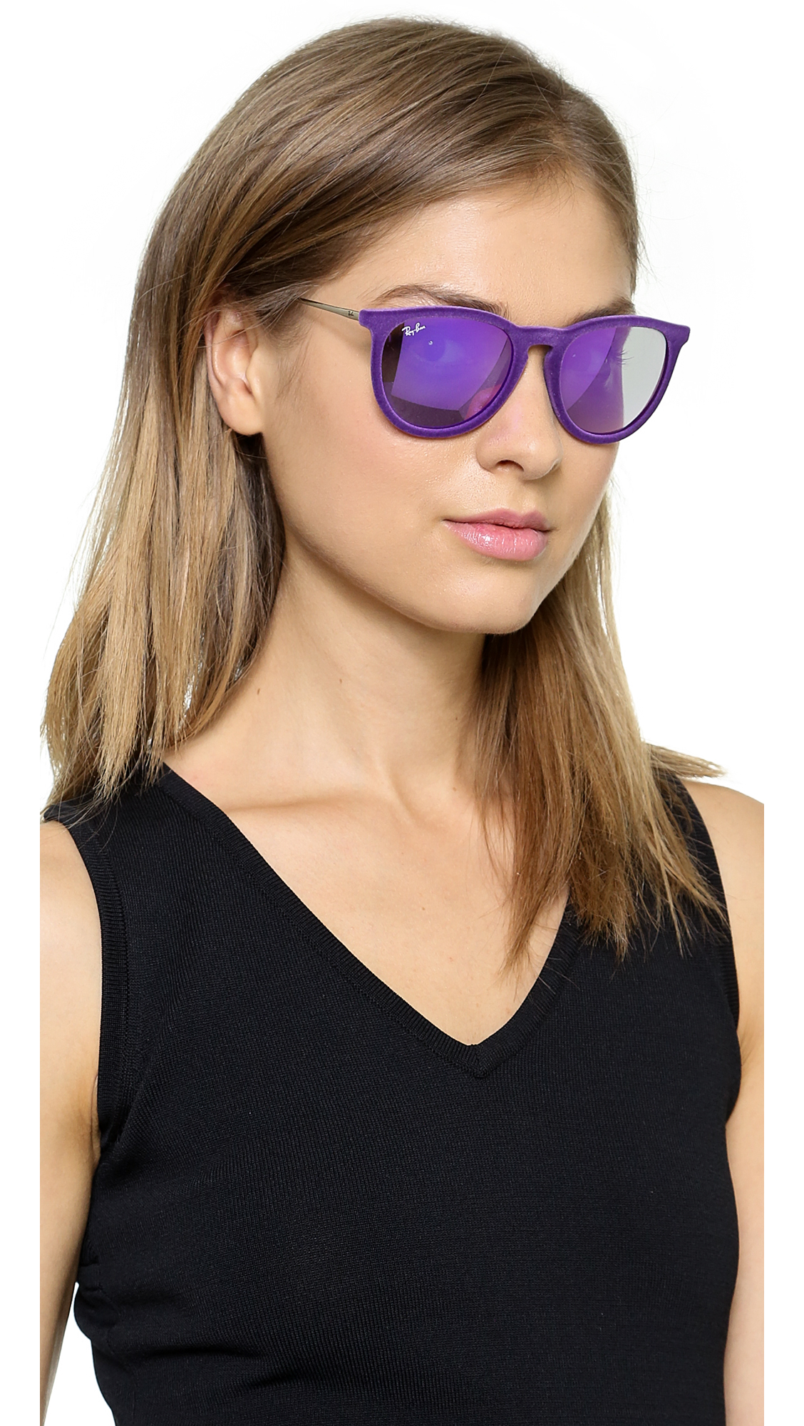 9351deddbb Ray-Ban Erika Velvet Sunglasses