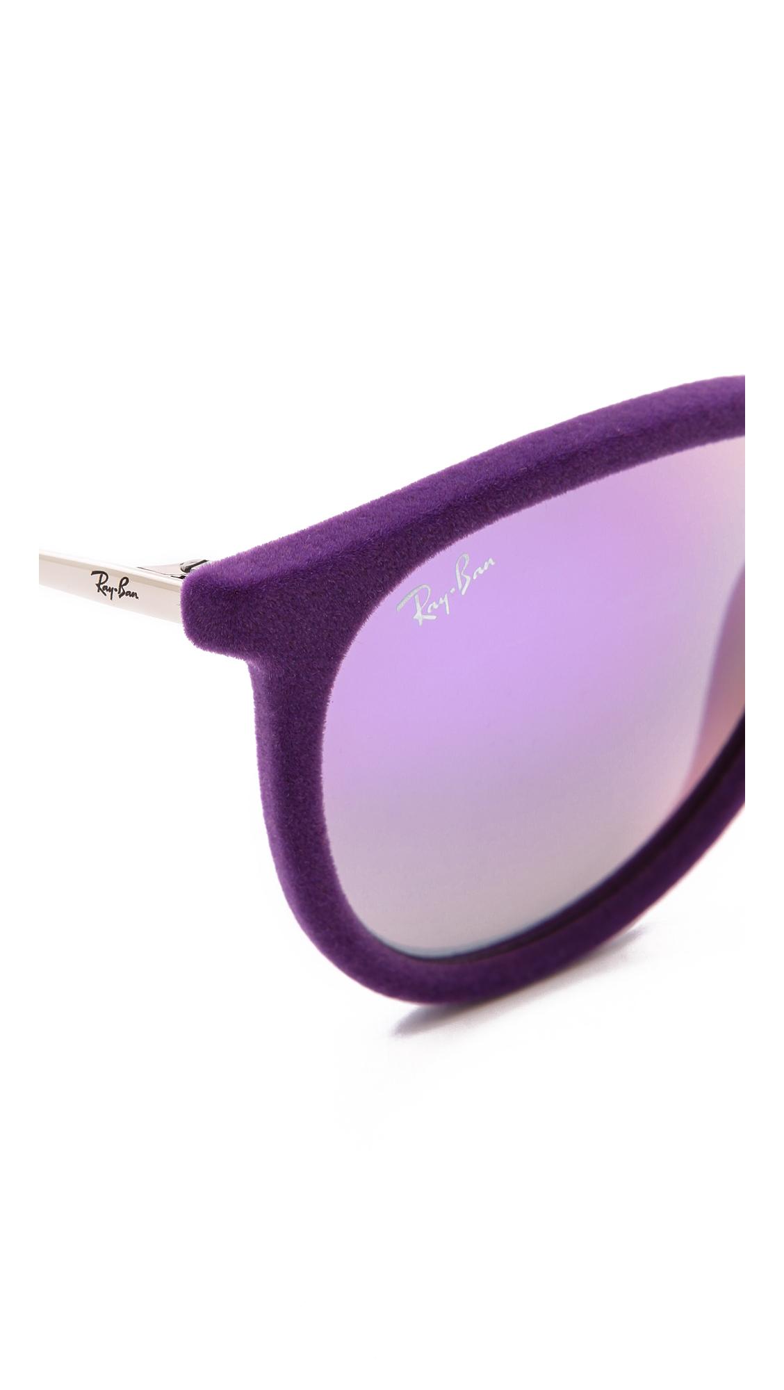 7d46bab3ad Ray-Ban Erika Velvet Sunglasses