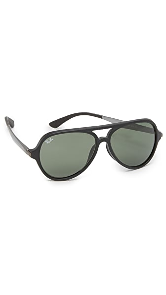 Ray-Ban Full Fit Aviator Sunglasses
