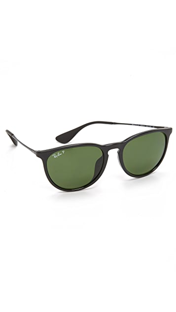 Ray-Ban Full Fit Round Sunglasses