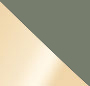 Gold/Dark Green