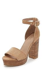 Hannah Platform Sandals                Raye