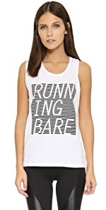 Easy Rider Muscle Tank                Running Bare