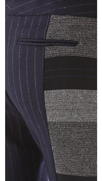 Richard Chai Love Slim Combo Trousers