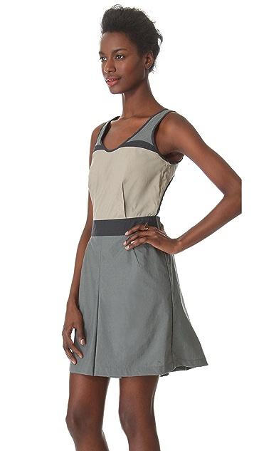 Richard Chai Love Cutout Back Dress