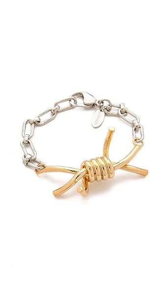 Rodarte Barbed Wire Bracelet