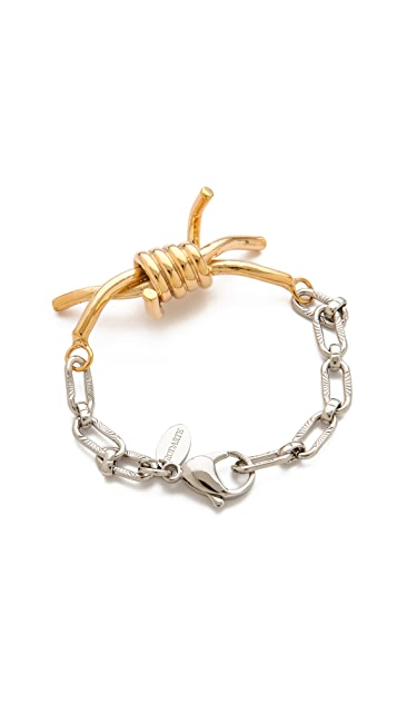 Rodarte Barbed Wire Bracelet