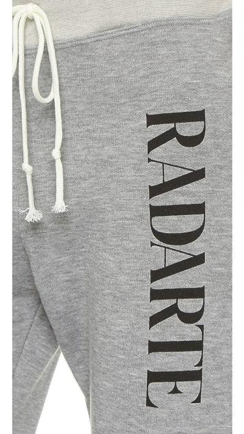 Rodarte Radarte Fleece Sweatpants