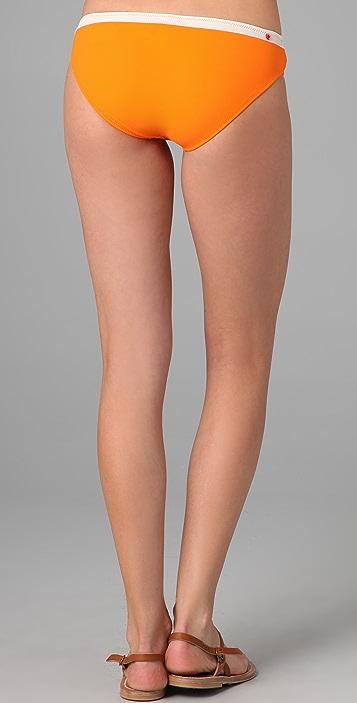 Red Carter Pretty Women Bikini Bottoms