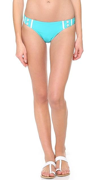 Red Carter I Dream of Ginie Bikini Bottoms