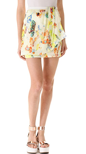 RDM by Rue du Mail Printed Skirt