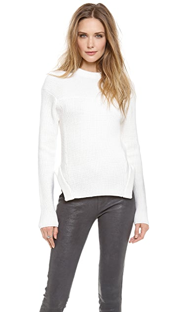 RDM by Rue du Mail Wool Chunky Sweater