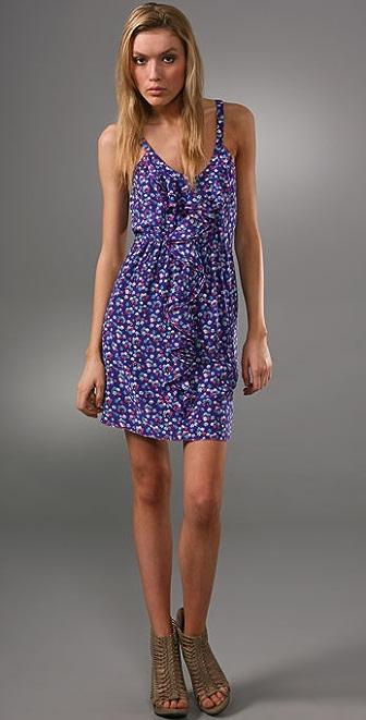 Rebecca Taylor Waterfall Cami Dress