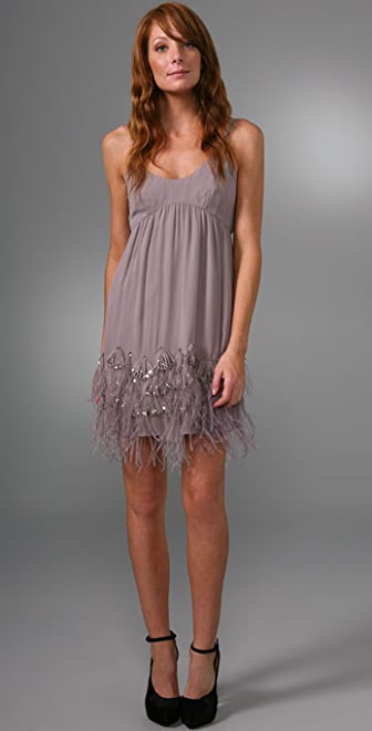 Rebecca Taylor Fly Away Runway Dress
