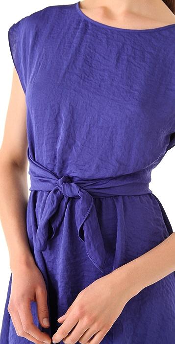 Rebecca Taylor Knot Waist Dress