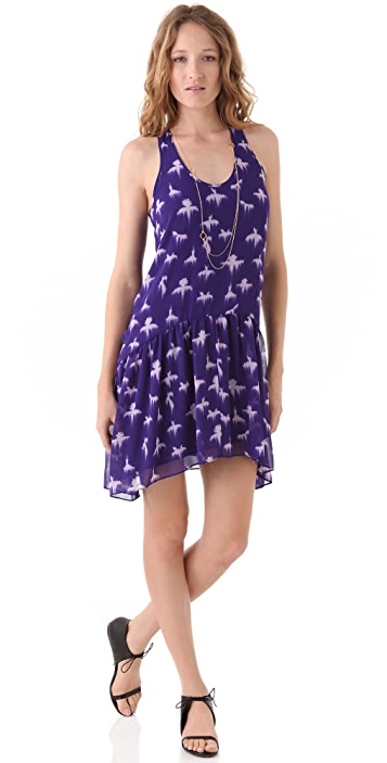 Rebecca Taylor Free Bird Dress