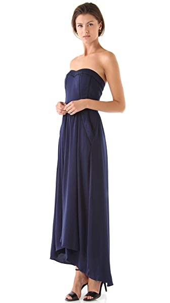 Rebecca Taylor Charm Me Gown