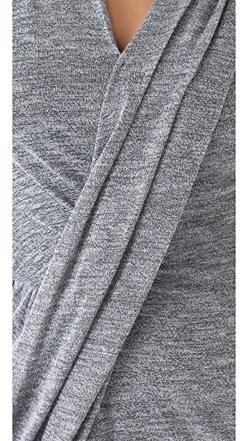 Rebecca Taylor Sweatshirt Jersey Dress