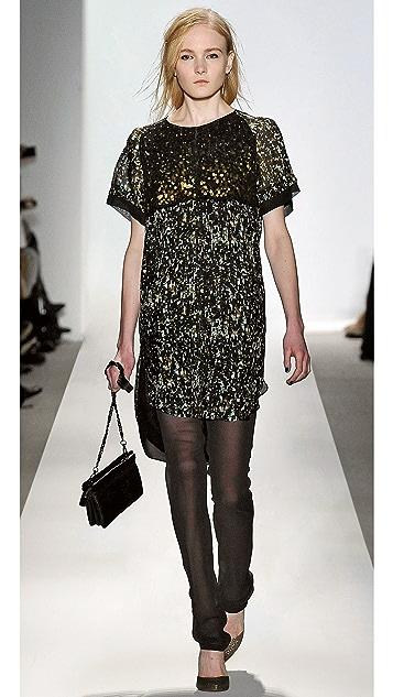 Rebecca Taylor Sequin Embellished Dress