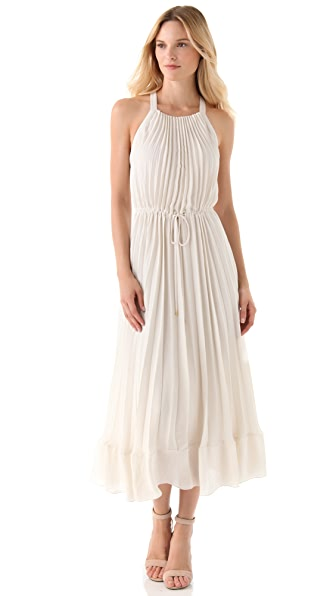 Rebecca Taylor Pleated Gown