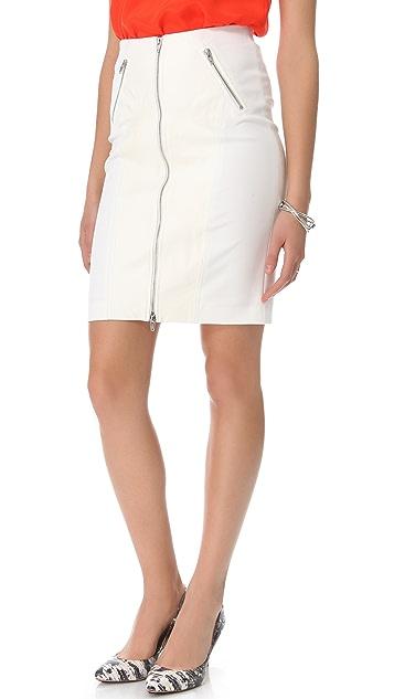 Rebecca Taylor Ponte Skirt