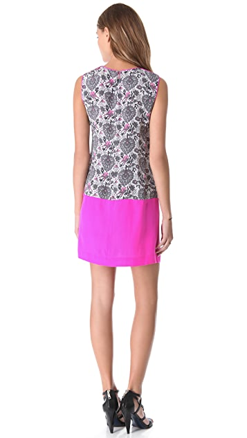 Rebecca Taylor Lovebird Shift Dress