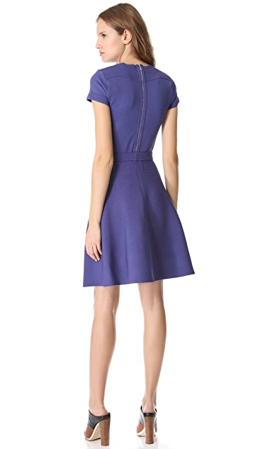 Rebecca Taylor Runway Knit Dress