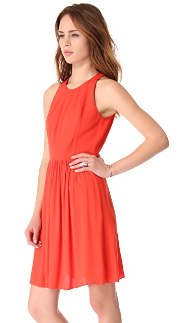 Rebecca Taylor Demi Femme Dress