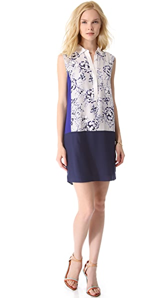Rebecca Taylor Zen Flower Dress