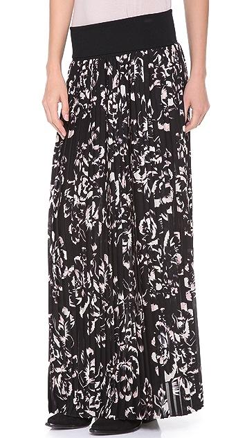 Rebecca Taylor Artisanal Maxi Skirt