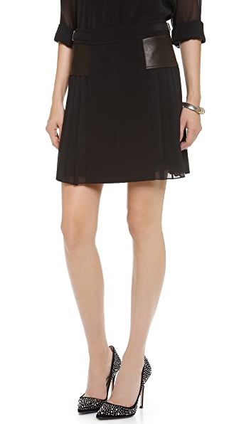 Rebecca Taylor Pleated Skirt
