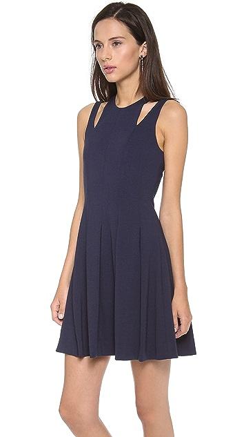 Rebecca Taylor Cutout Dress