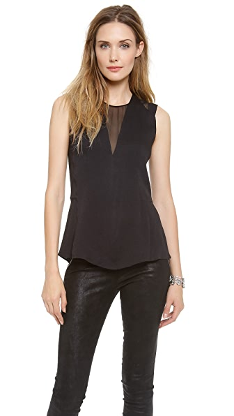 Rebecca Taylor Inset Tank