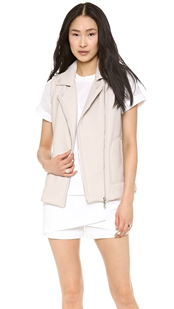 Rebecca Taylor Double Faced Vest